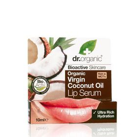 Dr. Organic Skincare Virgin Coconut Oil Lip Serum