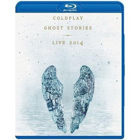 Coldplay - Ghost Stories (Blu Ray)