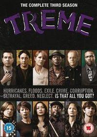 Treme Season 3 (Import DVD)