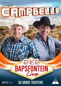 Die Campbells - Bapsfontein Live (DVD)