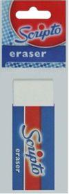 Scripto Eraser - White (Polybag 1)