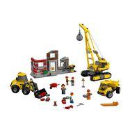 LEGO City Demolition Site (60076)
