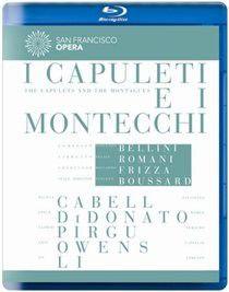 I Capuleti E I Montecchi: San Francisco Opera (Frizza) (Import Blu-ray)