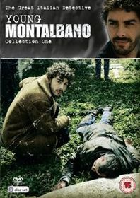 The Young Montalbano: Collection One (Import DVD)