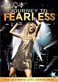 Taylor Swift: Journey to Fearless (Import DVD)