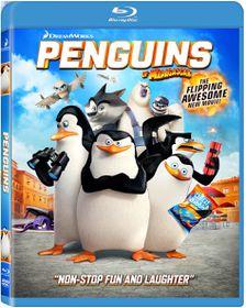 Penguins Of Madagascar (Blu-ray)