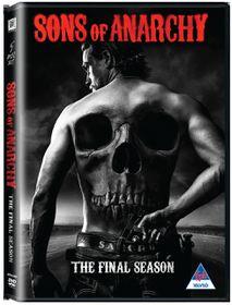 Sons Of Anarchy Season 7 (DVD)