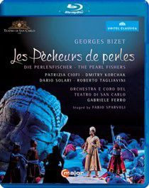 Les Pêcheurs De Perles: Teatro Di San Carlo - Ferro (Import Blu-ray)