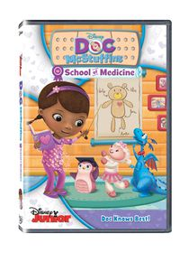 Doc Mcstuffins: School Of Medicine (DVD)