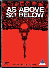 As Above So Below (DVD)