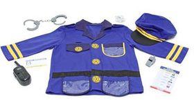 Melissa & Doug Police Officer Role Play Set