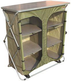 Bushtec - Double Cupboard Packing & Hanging