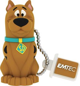 Emtec HB106 Scooby Doo USB 2.0 Flash Drive - 8GB