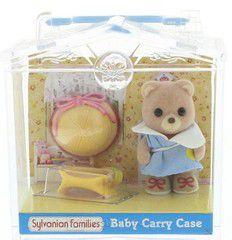 Sylvanian Family Carry Case - Bear