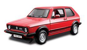 Bburago 1/32 Volkswagen Golf Mk1 GTi - Street Classics - Red
