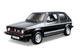 Bburago 1/32 Volkswagen Golf Mk1 GTi - Street Classics - Black