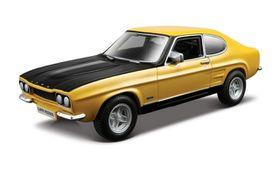 Bburago 1/32 Ford Capri RS2600 1970 - Street Classics - Yellow