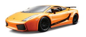 Bburago 1/24 Lamborghini Gallardo Superleggera 2007 - Orange