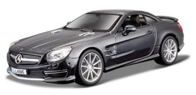 Bburago 1/24 Mercedes-Benz SL65 AMG Hardtop - Black