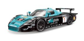 Bburago 1/24 Maserati MC12 - Green & Black