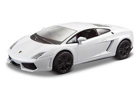 Bburago 1/32 Lamborghini Gallardo LP560-4 - Street Fire - White