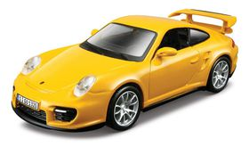 Bburago 1/32 Porsche 911 GT2 - Street Fire - Yellow