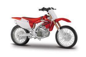 Maisto 1/12 Honda CRF450R - Red