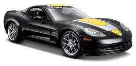 Maisto 1/24 Chevrolet Corvette Z06 GT1 2009 - Black