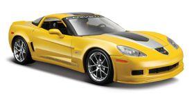 Maisto 1/24 Chevrolet Corvette Z06 GT1 2009 - Yellow