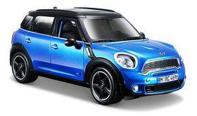Maisto 1/24 Mini Countryman - Blue