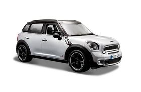 Maisto 1/24 Mini Countryman - Silver