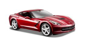 Maisto 1/24 Chev Corvette Stingray C7 Coupe 2014 - Red