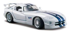 Maisto 1/24 Dodge Viper GT2 - White