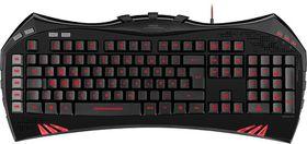 Speedlink Virtuis Gaming Keyboard - Black