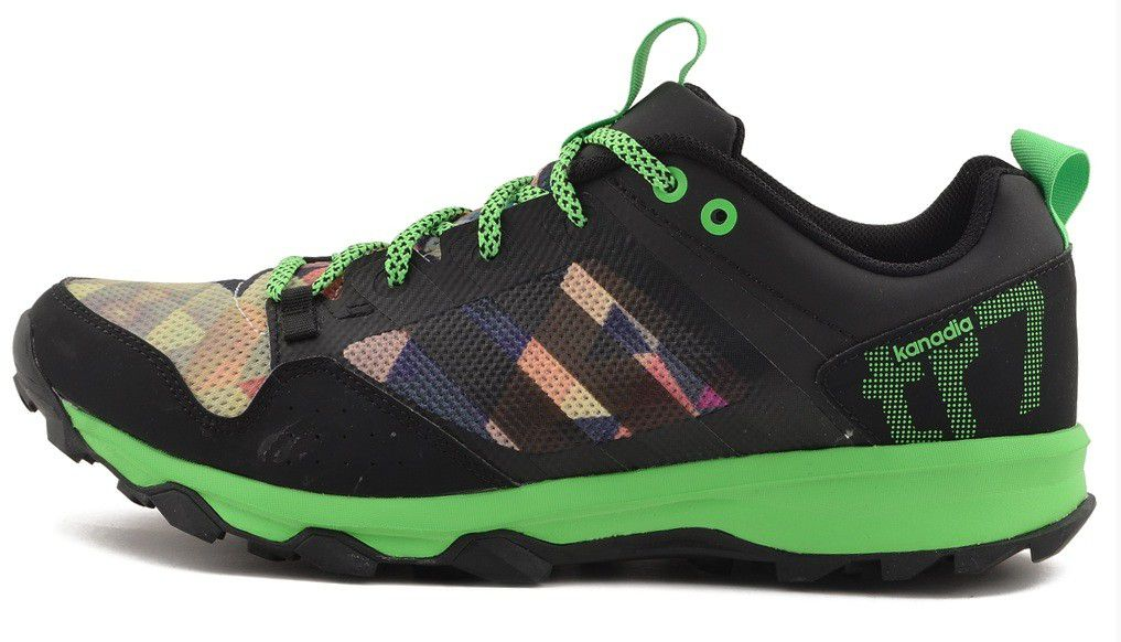 outlet store 72210 866d7 Men s Adidas Kanadia 7 Trail Running Shoe   Buy Online in South Africa    takealot.com