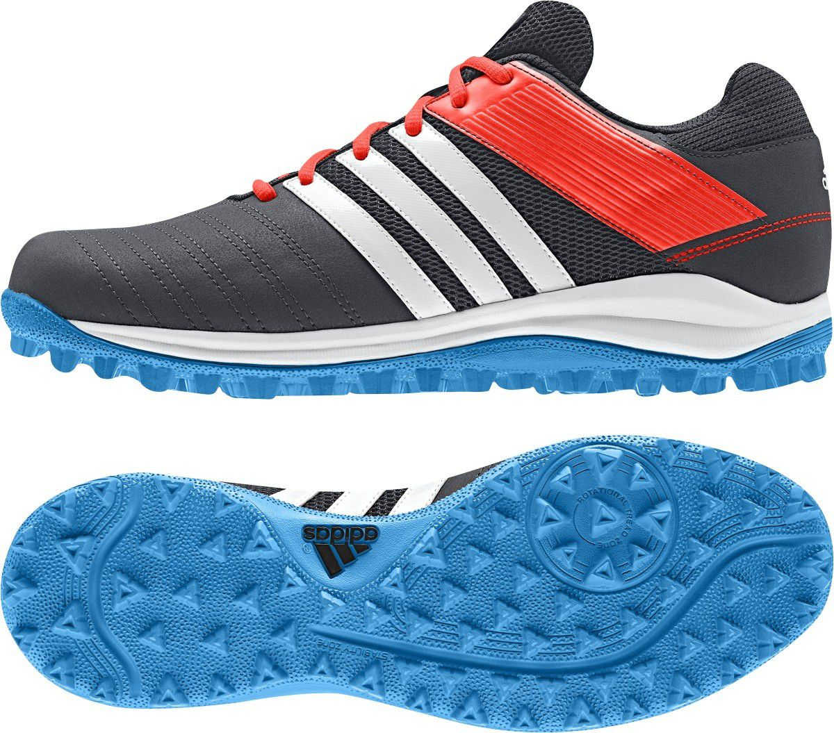 Men's adidas SRS Hockey Shoe. Loading zoom