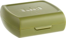 Fuel - 240ml K2 Sandwich Box - Kiwi