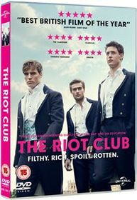 The Riot Club (Import DVD)