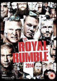 WWE: Royal Rumble 2014 (Import DVD)