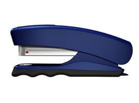 Rexel Gemini Half Strip Plastic Stapler - Blue