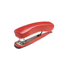 Rexel Sirius Full Strip Plastic Stapler - Red