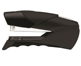 Rexel Gazelle Half Strip Premium Desktop Metal Stapler - Black/Black
