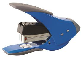 Rexel Easy Touch Compact Metal Stapler - Blue