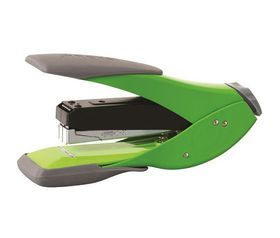 Rexel Easy Touch Half Strip Metal Stapler - Green