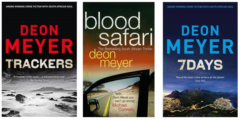 Deon meyer 3 book bundle buy online in south africa takealot deon meyer 3 book bundle loading zoom fandeluxe Choice Image