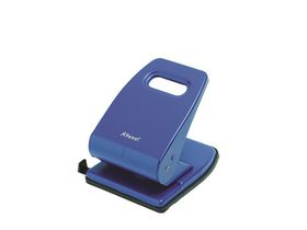 Rexel V240 2 Hole Punch - Blue