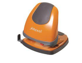 Rexel Easy Touch ET230 2 Hole Punch - Orange