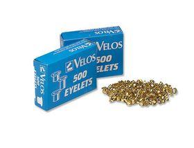 Rexel 4.2mm 500 Brass Eyelets