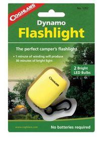 Coghlan's - Dynamo Flashlight - Yellow
