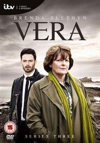 Vera: Series 3 (Import DVD)